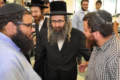 Camp HASC: Rav Kluger Shlita - Nezer Yisrael, Morasha & 8th Day